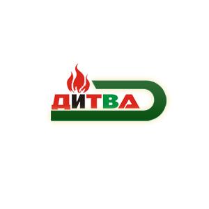 """логотип Торфобрикетный завод """"Дитва"""""""