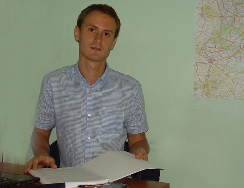 Хотянович Владимир - руководитель отдела Экоскайгрупп