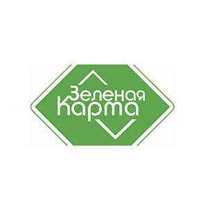 logo green map