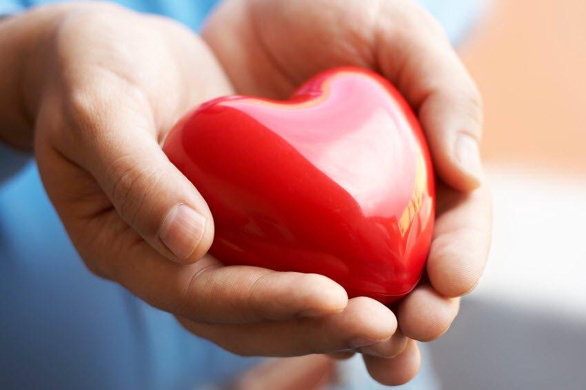 """акция """"Доброе сердце"""""""